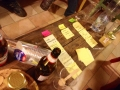 Post-It sul tavolo e discussione in corso!